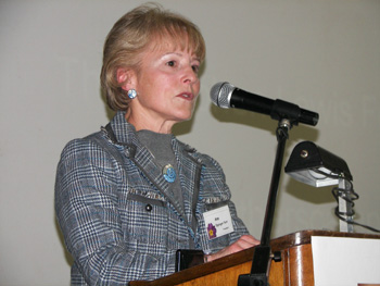 The success of the event is due to president Ann Port and a host of others.